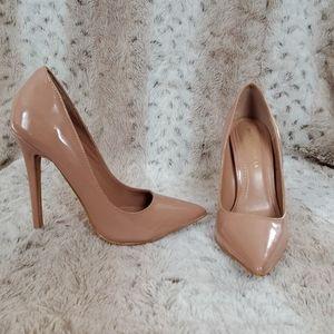Blush Shoe Republic LA Pumps